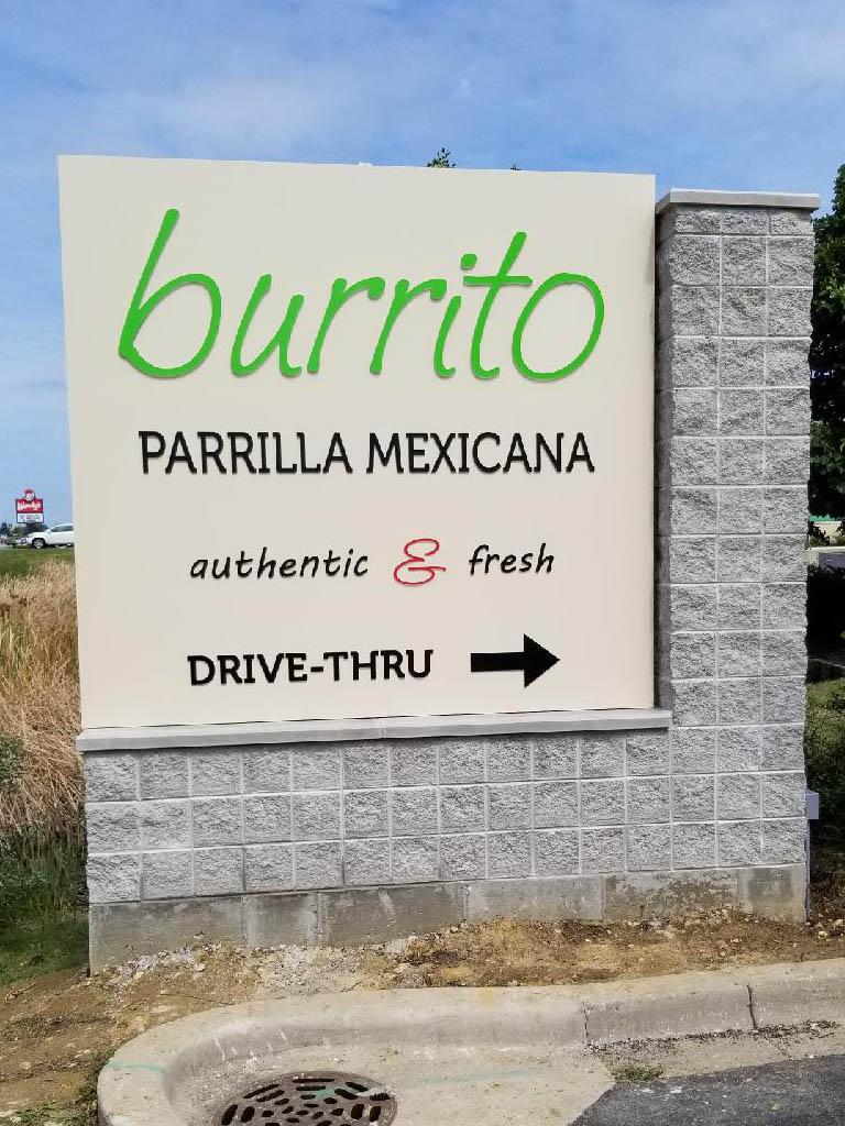 Burrito Parrilla Mexicana 1
