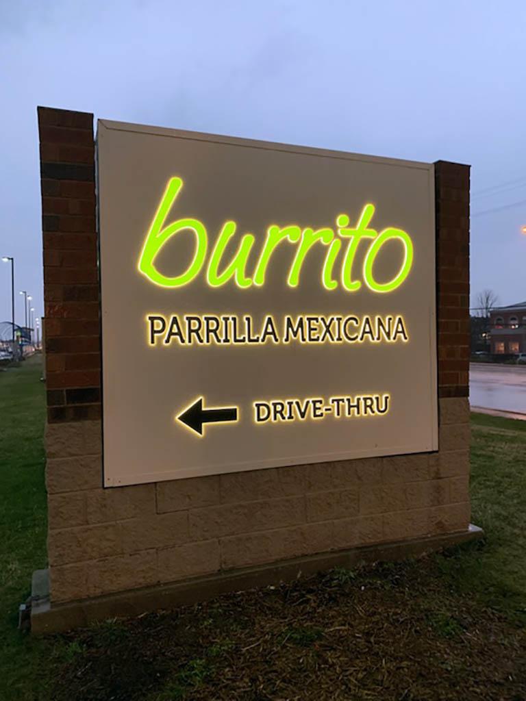 Burrito Parrilla Mexicana 2