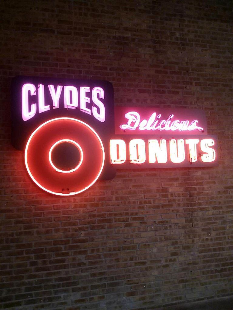 Clydes Delicious Donuts