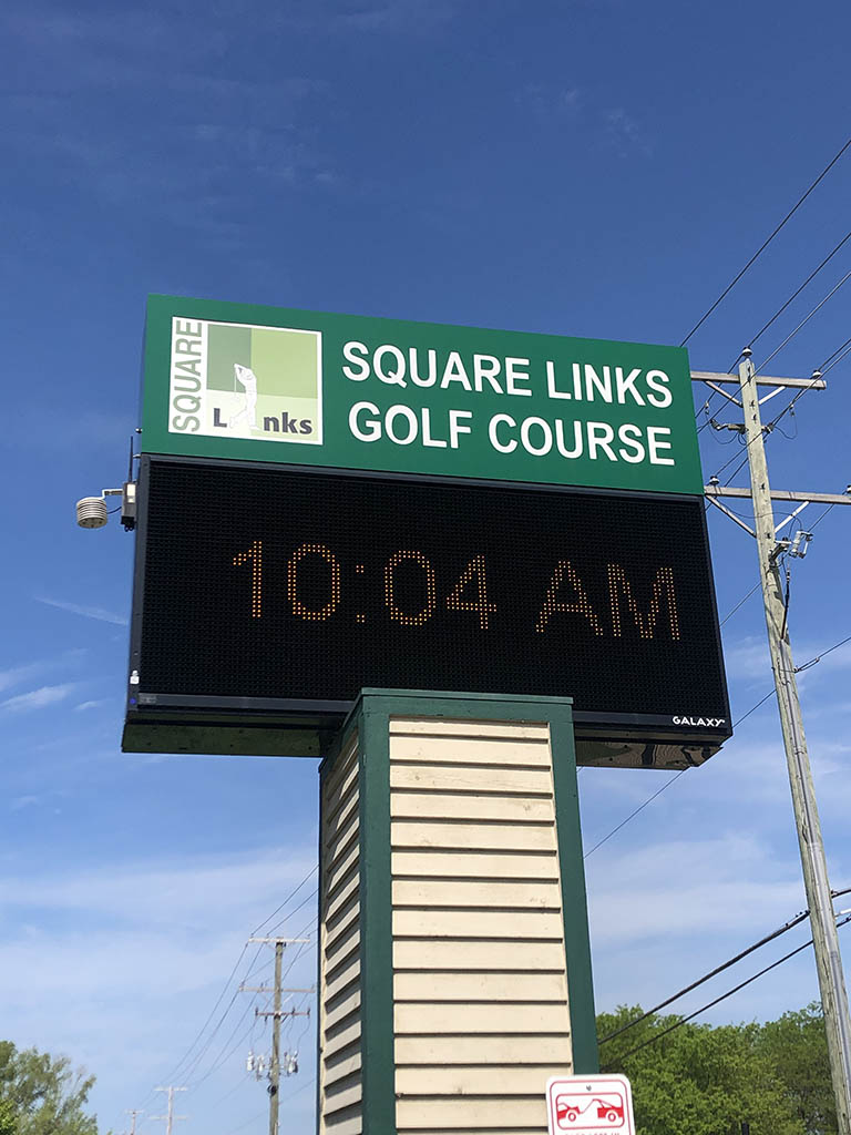 Square Links Gold Course
